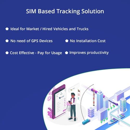 SIM based tracking