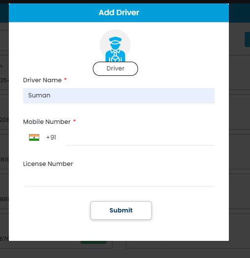 Add New Driver-7