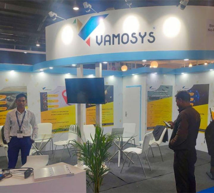vamosys-team-ifsec-2019-noida-delhi
